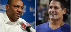 Doc Rivers propose l'idée d'un 1-contre-1 avec Mark Cuban