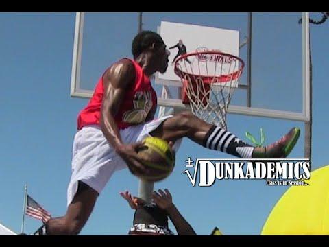 Dunk Week: une semaine de dunks de folie avec quelques un des meilleurs dunkeurs du monde