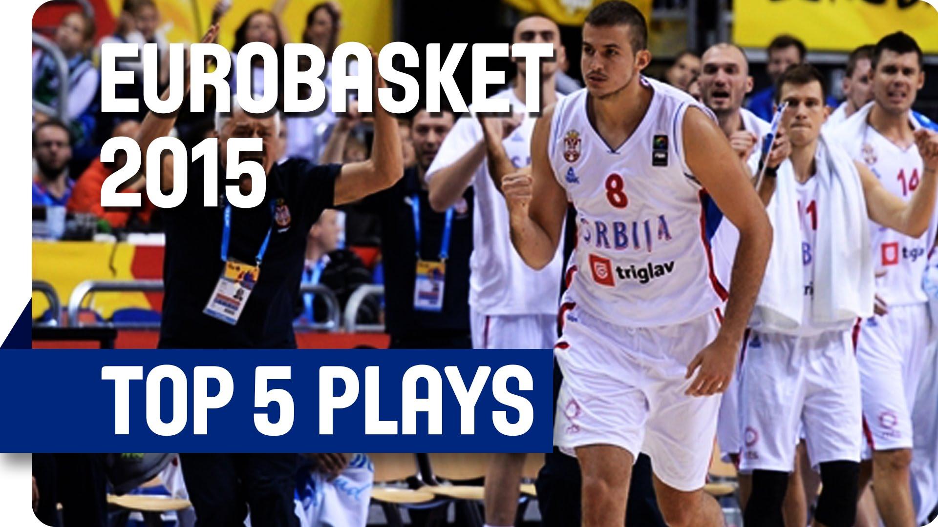 [Eurobasket] Top 5: Nicolas Batum numéro 1