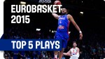 [Eurobasket] Top 5: Rudy Gobert et Nicolas Batumà l'honneur