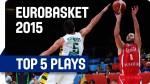 [Eurobasket] Top 5: Un superbe spectacle