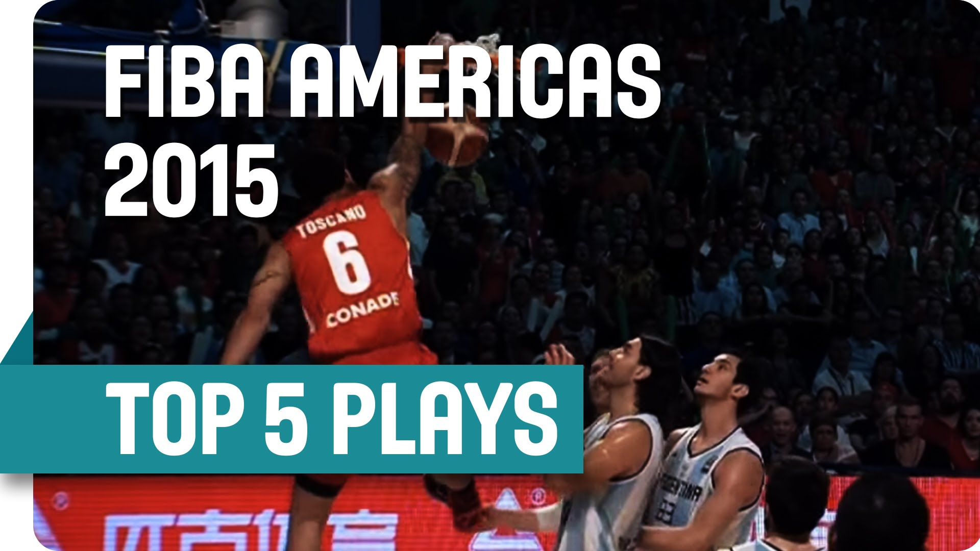 [FIBA Americas]: le top 5 des demi-finales