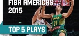 [FIBA Americas] Top 5 : le tomar deRafael Mineiro