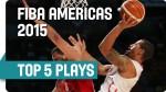 [FIBA Amreicas] Top 5: deux In Your Face pour le prix d'un