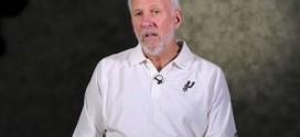 Gregg Popovich : « La haine vient soit de la peur soit de l'ignorance »