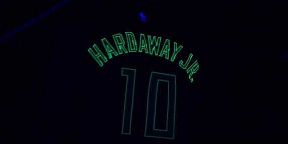 hardaway jr