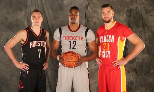 houston rockets alternate jerseys