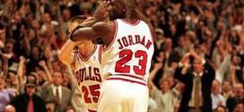 Bon anniversaire ! Le shoot légendaire de Steve Kerr, servi par Michael Jordan