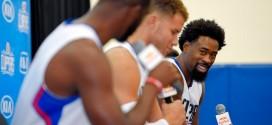 Aucune tension chez les Clippers selon le trio Jordan – Griffin – Paul