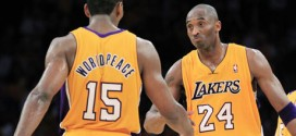 Metta World Peace : « Kobe sera en chasse, on peut aller au-delà d'un premier tour de playoffs,  »