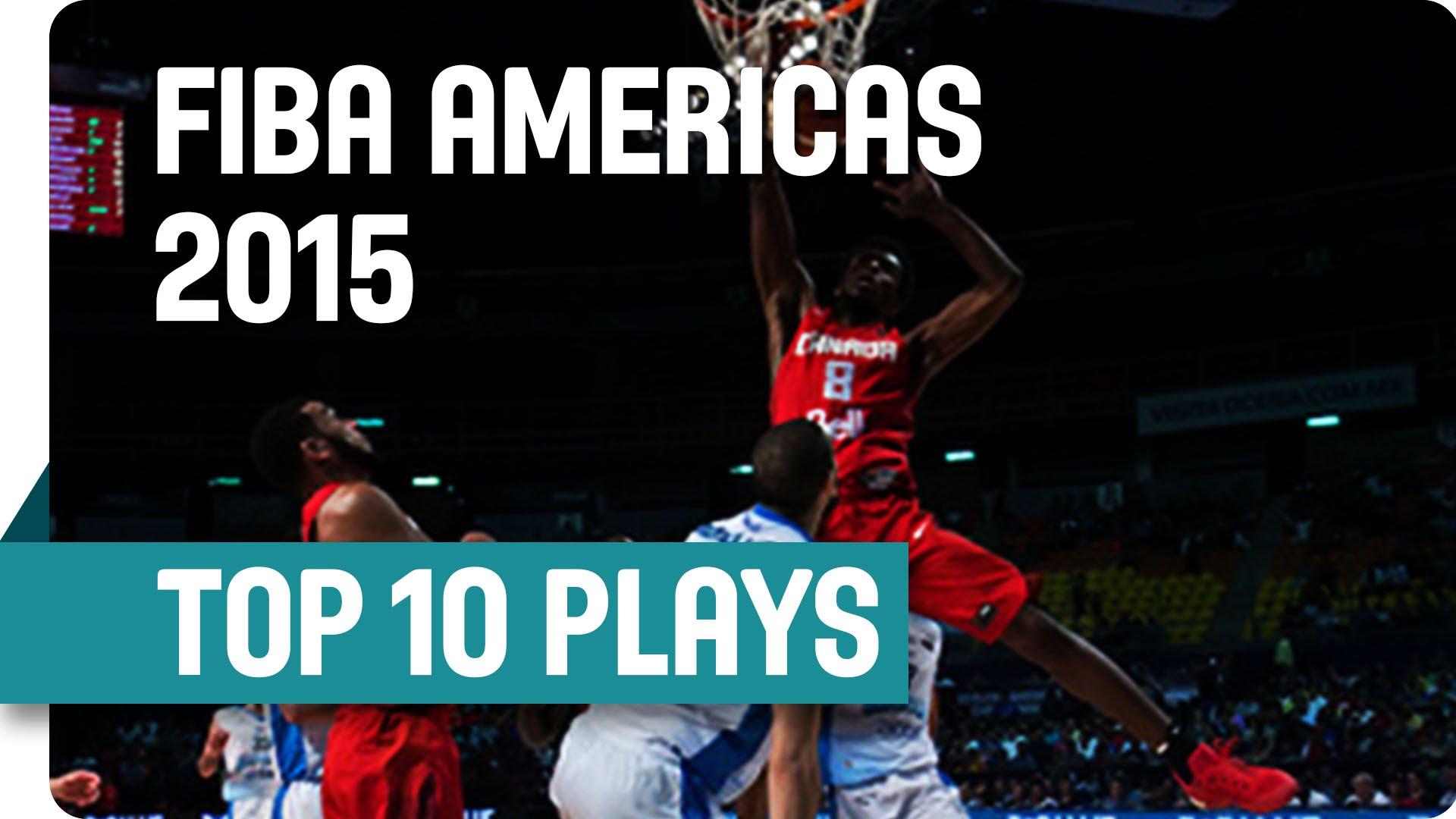 Le Top 10 du championnat des Amériques