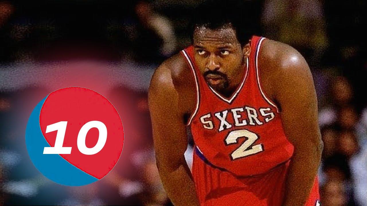 Le Top 10 en carrière de Moses Malone