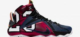 Kicks: les Nike What the LeBron 12 en détail