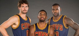 LeBron James attend de grandes choses de Kevin Love cette saison