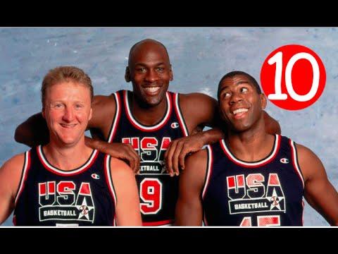 Les 10 meilleures actions de l'histoire de Team USA
