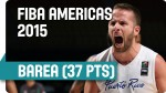 Les highlights de J.J. Barea contre la République Dominicaine : 37 points, 7 rebonds et 9 passes !