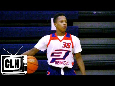 Les highlights du prodige Johnathan McGriff (14 ans) lors du CP3 Camp