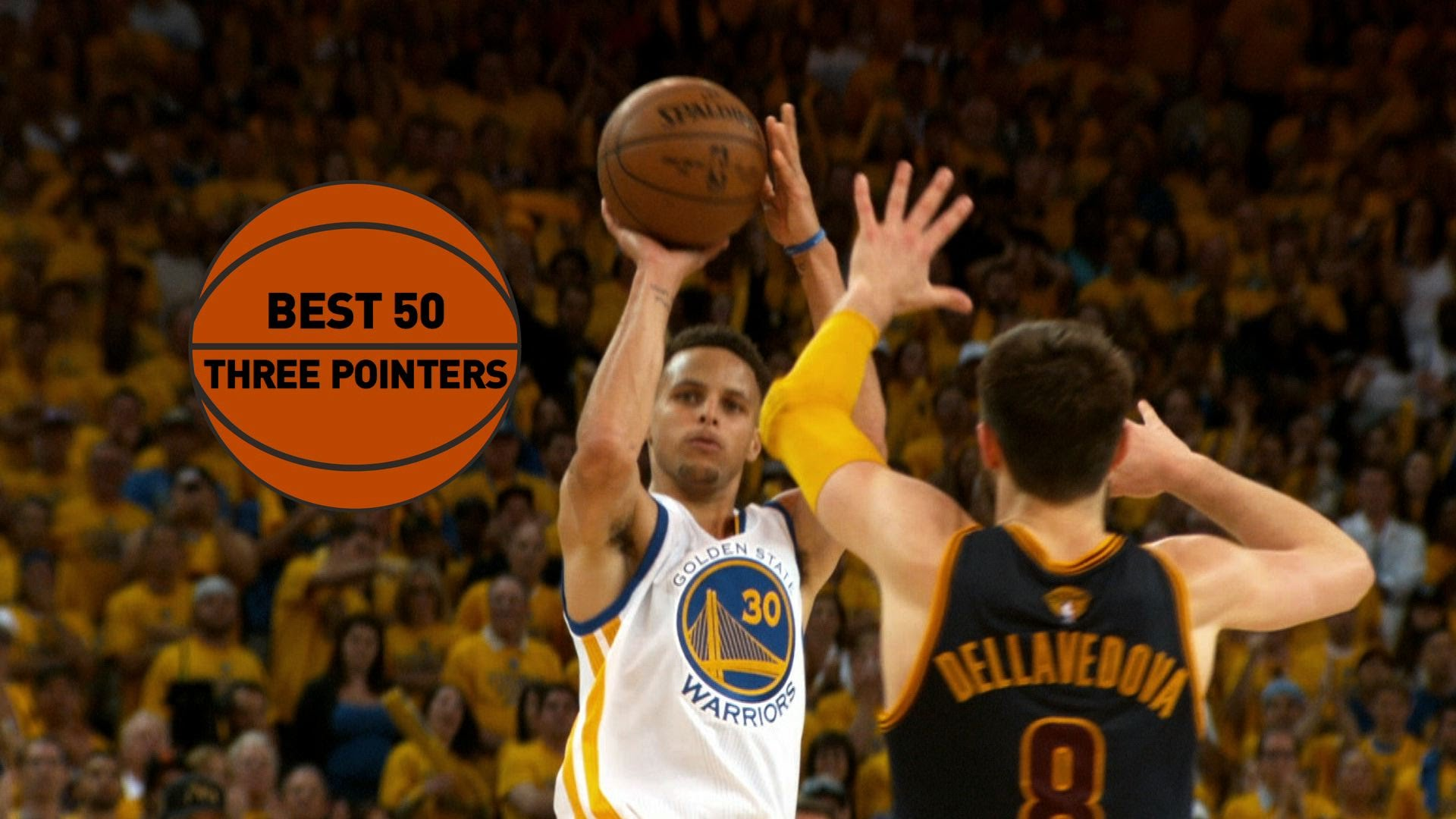 Mix : « Best 50 Three-Pointers: 2015 NBA Season »