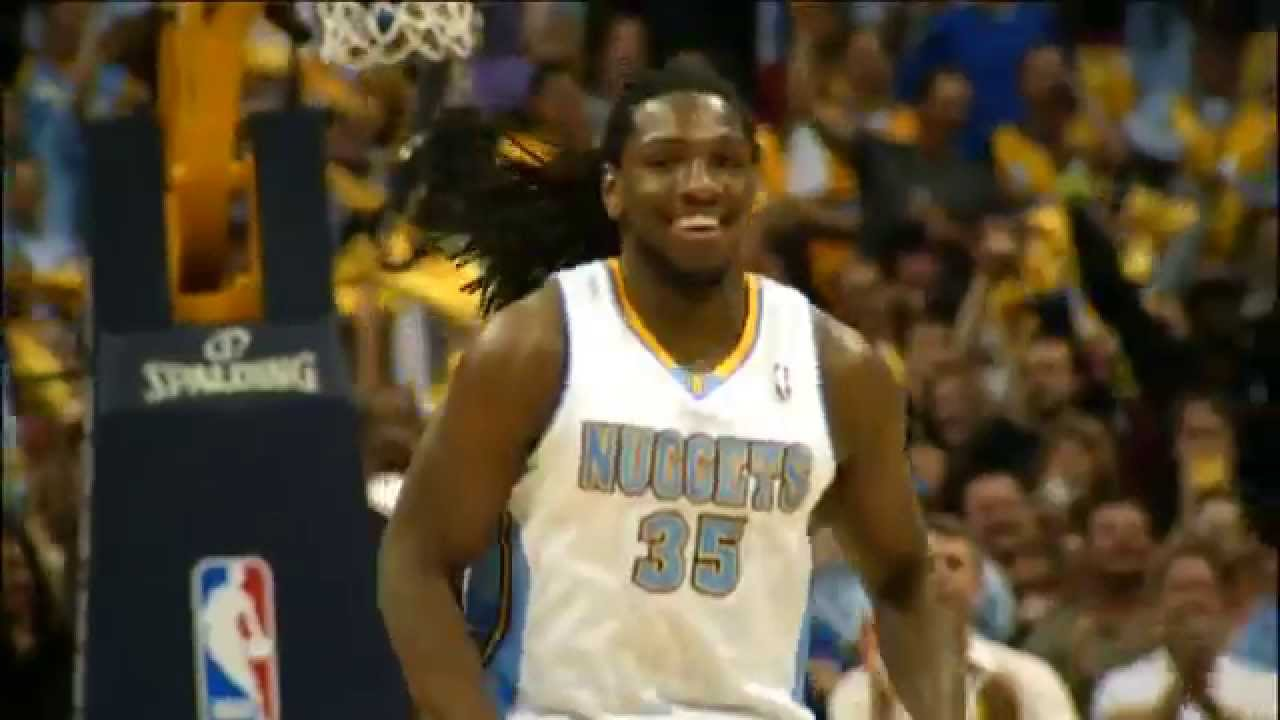 Mix: le meilleur de la saison 2014-15 de Kenneth Faried