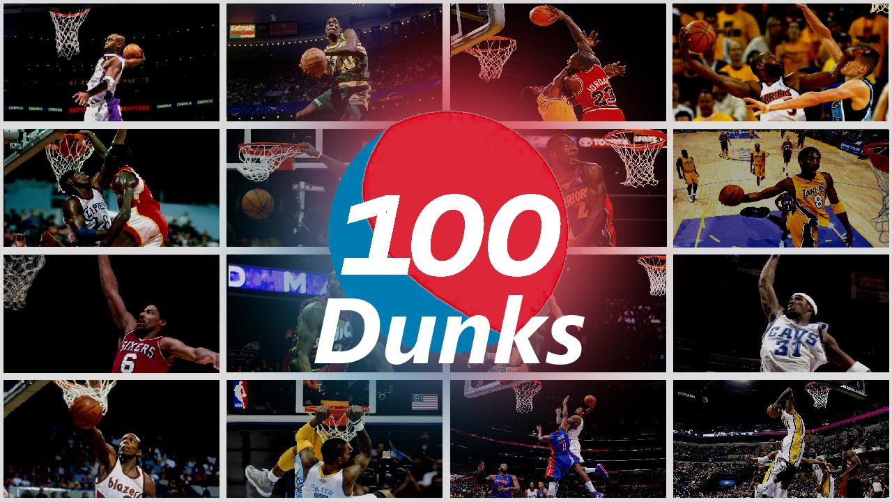 NBA: les 100 meilleurs dunks de l'histoire