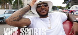 [Reportage] Stay Melo: Carmelo Anthony in the Streets of Cuba
