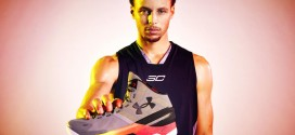 Stephen Curry dévoile officiellement les Under Armour Curry 2