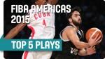 Top 5 championnat des Amériques: l'envolée de Bennett, le contre venu d'ailleurs de Marcos Ramos