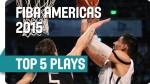 Top 5 FIBA Americas : Gustavo Ayon est partout, Orlando Sanchez s'envole