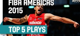 Top 5 Fiba Americas: le alley-oop de Gustavo Ayon; l'Argentine fait le spectacle