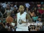 Vidéo: Chris Brown plante 30 points lors duPower106 Game