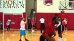 Vidéo : le premier entraînement de Ty Lawson avec Houston