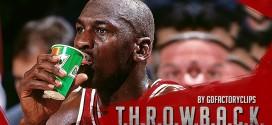 Vintage: en 1995 Michael Jordan claquait 55 points au Madison Square Garden pour son retour