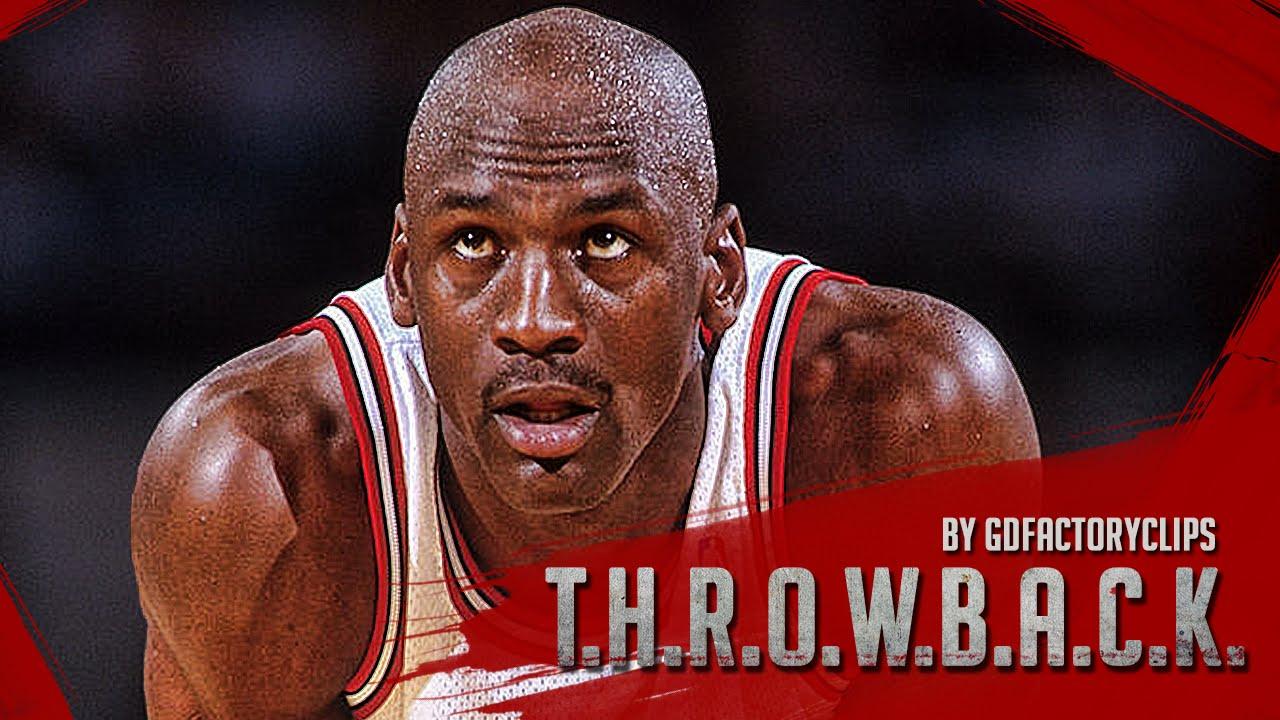Vintage: les 55 points de Michael Jordan lors du Game 4 des finales 1993