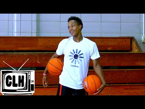 Workout: Johnathan McGriff, 14 ans, a un handle impressionnant