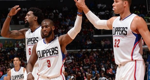 Les Clippers débutent par un succès malgré un excellent Joffrey Lauvergne