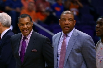Alvin Gentry et Doc Rivers