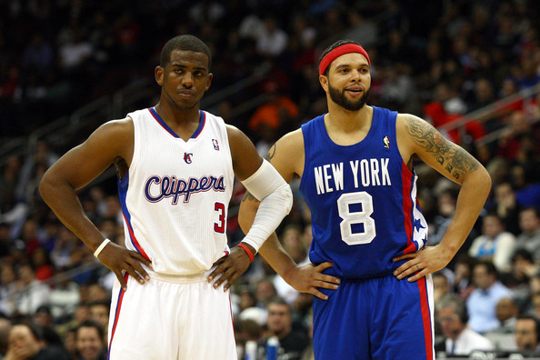 Chris Paul et Deron Williams