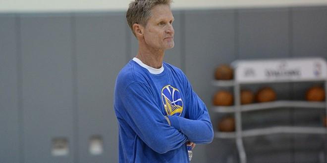 Steve Kerr quitte les Warriors jusqu'à nouvel ordre