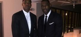LeBron James presse les Cavaliers de signer Tristan Thompson