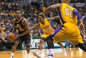 Les Lakers encore battus par Utah, Aloha Hawaï !