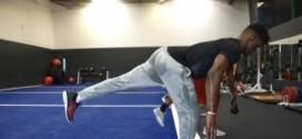 Vidéo : Jimmy Butler travaille son explosivité