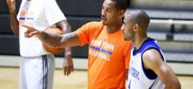 Carmelo Anthony : « J'ai ma propre façon d'être un leader »