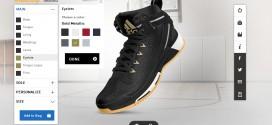 Kicks : les adidas D Rose 6 personnalisables avant leur sortie