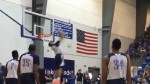 Gros Dunk: Russell Westbrook s'éclate lors du scrimmage du Thunder