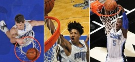 Top 5 : un trio dunkeur pour le Magic !