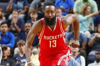 james harden memphis