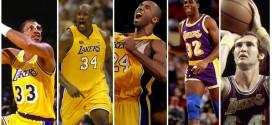 Playoffs de légende : les Lakers meilleure équipe de l'histoire