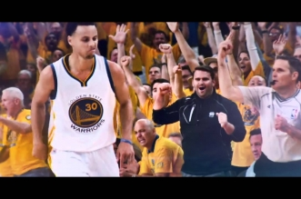 Le superbe mix du jour: Golden State Warriors 2016 Trailer – What A Time