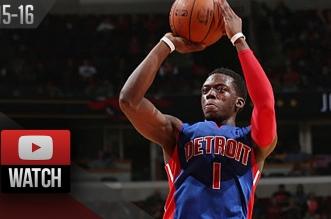 Les 20 points de Reggie Jackson à Chicago