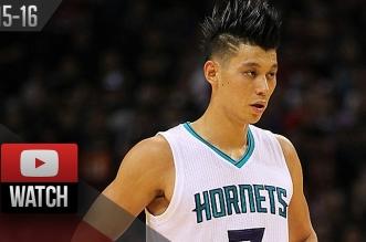 Les highlights de Jeremy Lin (16 pts), Blake Griffin (13 pts, 10 asts) et JJ Redick (23 pts)